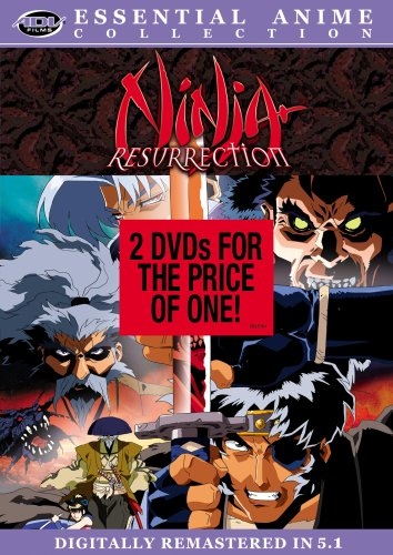 Ninja Resurrection/Blood Reign