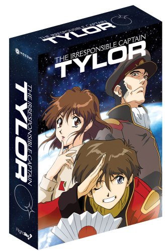 Irresponsible Captain Tylor Complete TV Series Remastered DVD Collection