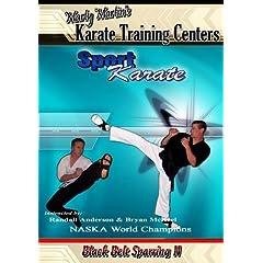Marty Martin's Sport Karate - Black Belt Sparring II