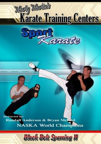 Marty Martin's Sport Karate - Black Belt Sparring II