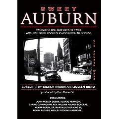 Sweet Auburn Street of Pride
