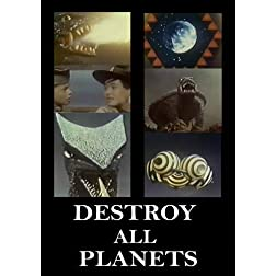 Destroy All Planets