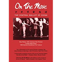 On The Move: The Central Ballet of China
