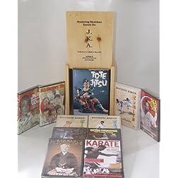 Shotokan Karate Mastering Shotokan 10 DVD Wooden Box Set