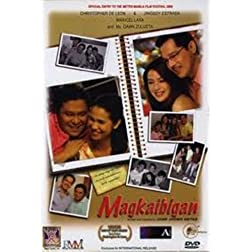Magkaibigan - Philippines Filipino Tagalog DVD Movie