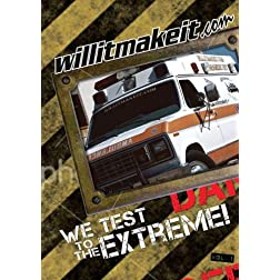 Willitmakeit.com We Test Vehicles to the EXTREME