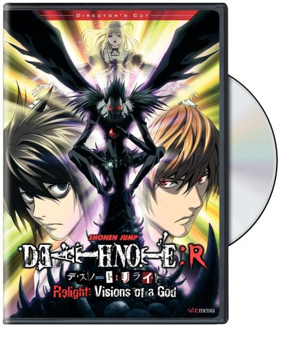 Death Note: Re-Light, Vol. 1 - Visions of a God
