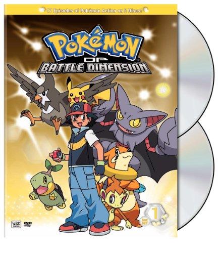 Pokemon: Diamond and Pearl Battle Dimension, Vols. 1 & 2