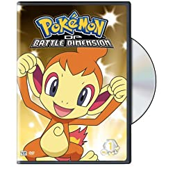 Pokemon: Diamond and Pearl Battle Dimension, Vol. 1