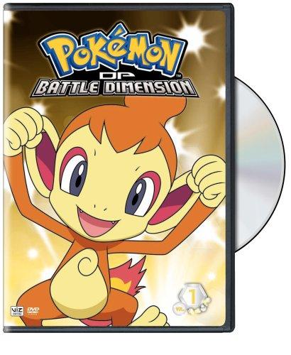 Pokemon: Diamond and Pearl Battle Dimension, Vol. 1