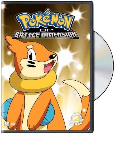 Pokemon: Diamond and Pearl Battle Dimension, Vol. 2