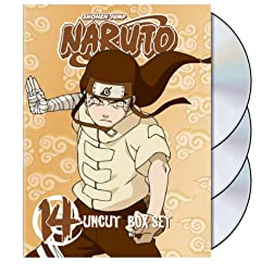 Naruto Uncut Box Set, Vol. 14 (Special Edition)