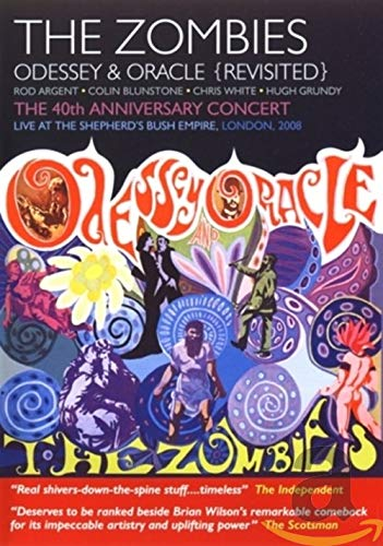 Odessey & Oracle 40th Anniversary Live Concert (PAL/Region 0)