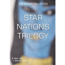 Star Nations Trilogy - The Cosmic Collection (2009)