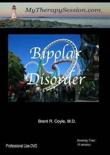 Bipolar Disorder - Professional Use DVD Copy*