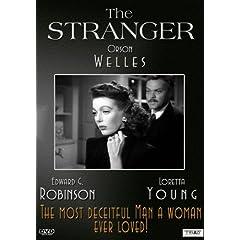 The Stranger by Orson Welles (Enhanced) 1946