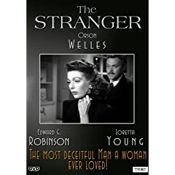 The Stranger by Orson Welles (Enhanced) 1946