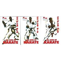Shotokan Karate JKA Kata 3 DVD Box Set