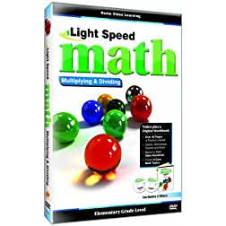 Light Speed Math: Multiplying & Dividing