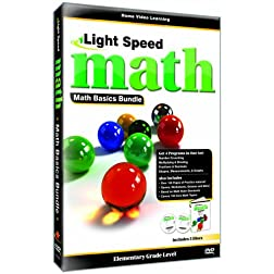 Light Speed Math: The Basics Bundle