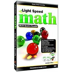 Light Speed Math: The Basics Bundle