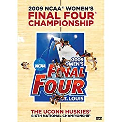 2009 Women's NCAA Championship- UCONN