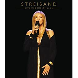 Barbra Streisand: Live in Concert 2006 [Blu-ray]