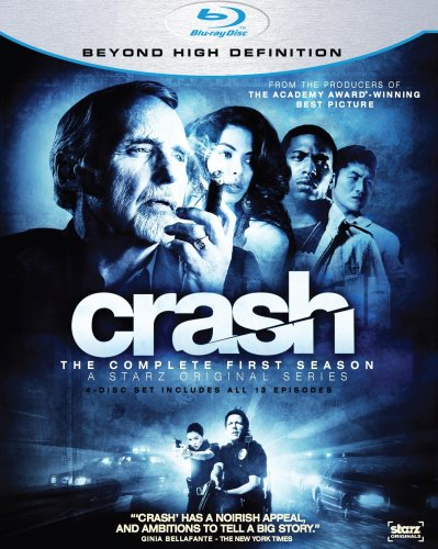 Crash: Season 1 [Blu-ray]