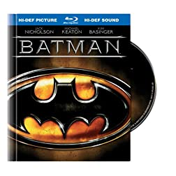 Batman 20th Anniversary Edition Blu-ray Book (+ Digital Copy) [Blu-ray]