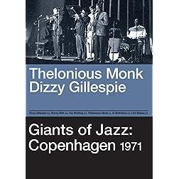 Giants of Jazz: Copenhagen 1971