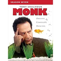 Monk: Season Seven