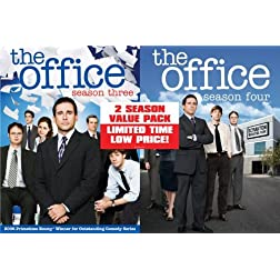 The Office: Seasons Three & Four
