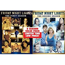 Friday Night Lights: The First & Second Seasons