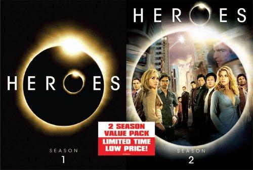 Heroes: Seasons 1 & 2