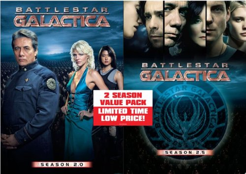 Battlestar Galactica: Season 2.0 and 2.5