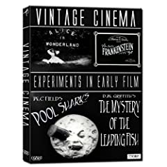 Vintage Cinema - Experiments in Early Film (Enhanced) 1900's