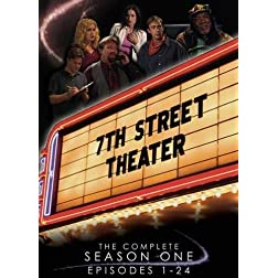 7th Street Theater TV Series Complete Season One: Episodes 1-24
