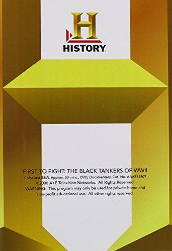 First To Fight: The Black Tankers of WWII