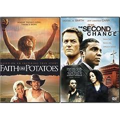 Faith Like Potatoes/The Second Chance 2-pk Faith Bundle