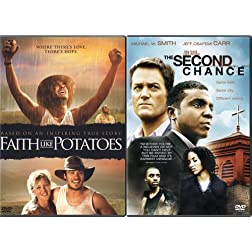 Faith Like Potatoes/The Second Chance 2-pk Faith Bundle