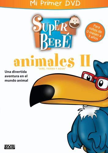 SUPER BABY ANIMALS 2/ Super Beb� Animales 2- SPANISH/PORTUGUESE