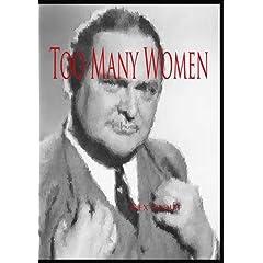 Nero Wolfe:  Too Many Women
