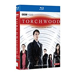 Torchwood: The Complete Second Season [Blu-ray]
