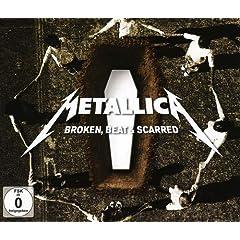 Metallica - Broken, Beat and Scarred