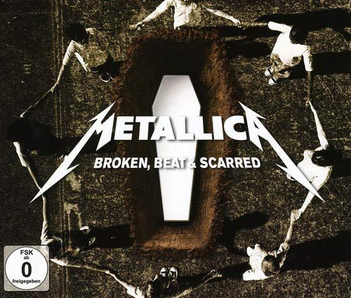 Metallica - Broken, Beat and Scarred