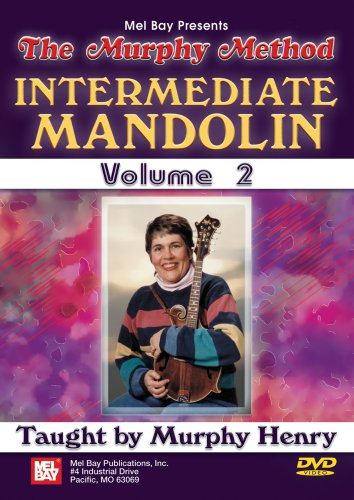 Intermediate Mandolin, Volume 2