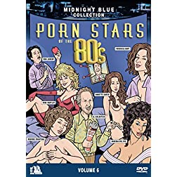 Midnight Blue, Vol. 6: Porn Stars of the 80's