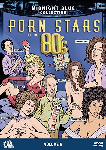 Midnight Blue, Vol. 6: Porn Stars of the 80's