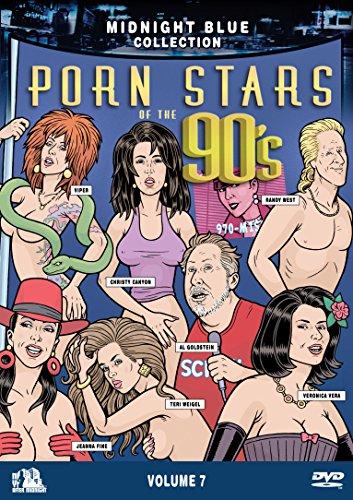 Midnight Blue, Vol. 7: Porn Stars of the 90's