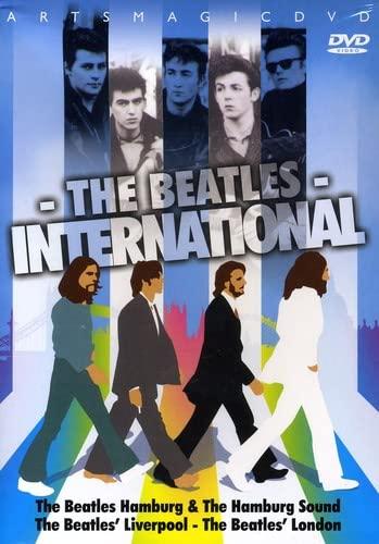 The Beatles International (5 DVD)
